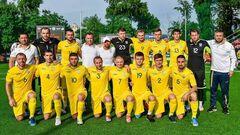 Украина едет на чемпионат мира-2022 в Мексику