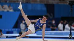 18-річний Ковтун виграв бронзу на чемпіонаті світу зі спортивної гімнастики