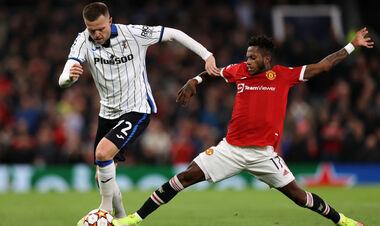 Дани Алвес раскритиковал Манчестер Юнайтед из-за Фреда