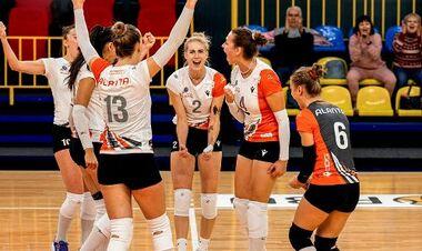 В матчі лідерів жіночої Суперліги Прометей виграв у Орбіти