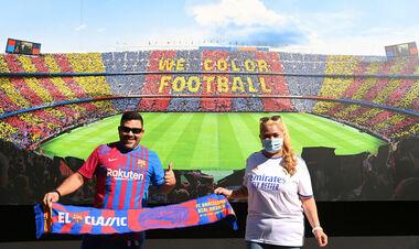 Барселона – Реал. Текстовая трансляция матча