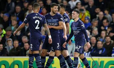 Манчестер Сити без Зинченко спокойно победил в матче АПЛ