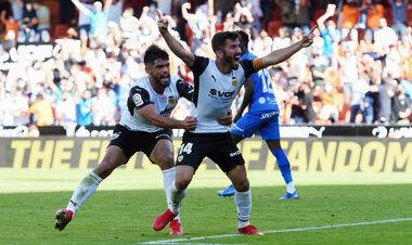 Валенсия чудом спаслась в матче с Мальоркой, Алавес обыграл Кадис