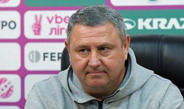 Тренер Ворсклы: «Даже Грачев сказал, что удаления не было»