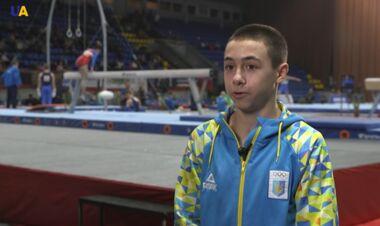 19-річний український гімнаст втратив медаль чемпіонату світу
