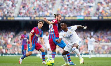Анчелотти впервые победил на Камп Ноу. Реал выиграл Эль Класико