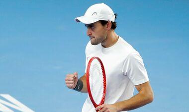 Карацев и Синнер выиграли турниры ATP в Москве и Антверпене