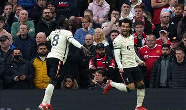 Ман Юнайтед впервые проиграл первый тайм в матче АПЛ со счетом 0:4