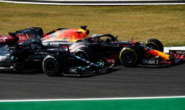 Общий зачет Формулы-1. Ферстаппен создал отрыв в битве с Хэмилтоном