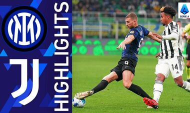 Интер – Ювентус – 1:1. Видео голов и обзор матча