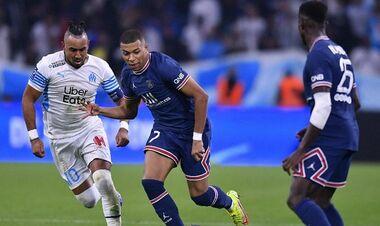 Марсель — ПСЖ — 0:0. Видеообзор матча
