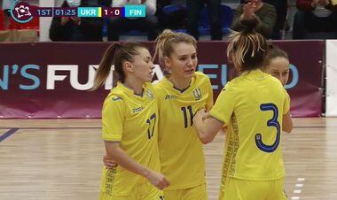 Украина – Финляндия – 4:1. Вышли на женский Евро-2022. Видео голов и обзор