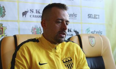 Буковина отправила в отставку главного тренера