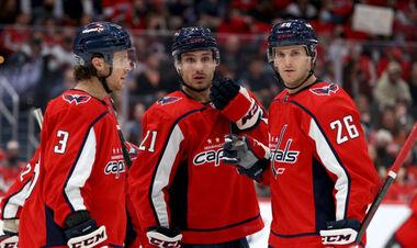 НХЛ. 7 шайб Вашингтона, поражения Тампы, Рейнджерс и Торонто