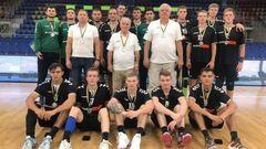 Проиграв два матча в Швеции, Донбасс выбыл из Европейского кубка ЕГФ