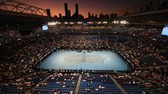 Невакцинированных игроков пустят на Aus Open после строгого карантина