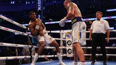 Диллиан УАЙТ: «Думаю, что Усик остановил Джошуа в последнем раунде»