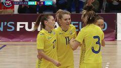 Україна – Фінляндія – 4:1. Вийшли на жіночий Євро-2022. Відео голів і огляд