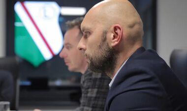 Легия Харатина объявила о назначении нового главного тренера