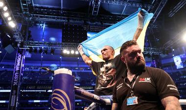 Усик – другий у рейтингу pound for pound за версією The Ring