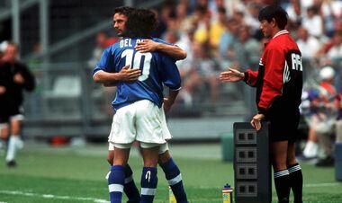 Символическая футбольная сборная Италии всех времен