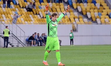 Минай готовий підписати відомого українського воротаря