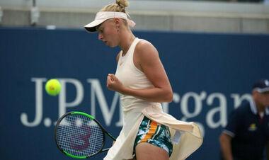 Лопатецкая проиграла в первом круге 25-тысячника ITF в Турции