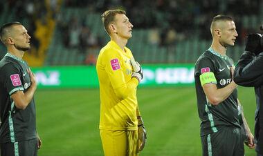 Юрий ВИРТ: «Для меня Ризнык - лучший вратарь сейчас. Половина команды»