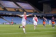 Монако на виїзді виграв у Монпельє в результативному матчі