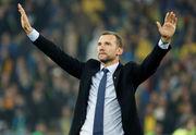 Шевченко вошел в топ-20 лучших тренеров сборных команд за десятилетие