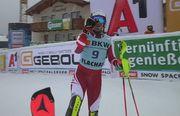 Горные лыжи. Феллер одержал первую победу в карьере