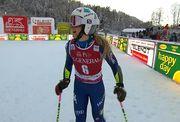 Горные лыжи. Бассино одержала третью победу в сезоне