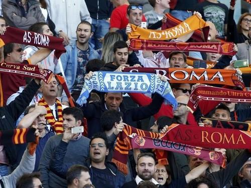 Разгром в римском дерби. Лацио отправил три мяча в ворота Ромы