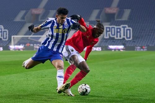 Порту и Бенфика разошлись миром в центральном матче тура в Португалии