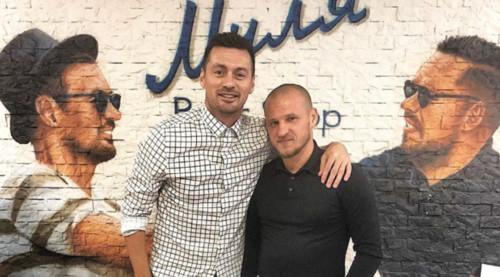 АЛИЕВ: «Болельщики будут ходить на матчи, чтобы посмотреть на Милевского»