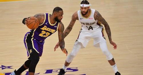 НБА. Клипперс разгромили Сакраменто, победы Бостона и Лейкерс