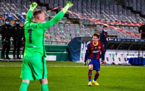 Где смотреть онлайн финал Суперкубка Испании Барселона – Атлетик