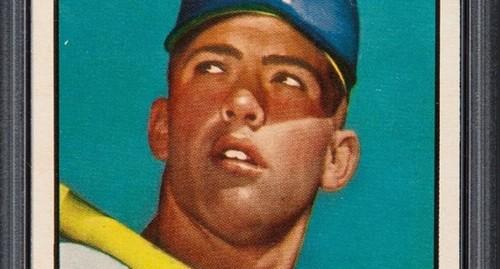 «Мона Лиза от спорта». Бейсбольную карточку продали за рекордные 5,2 млн