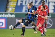 Брюгге обыграл Антверпен в Кубке Бельгии