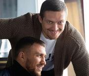 Ломаченко про Усика: «Дружба, перевірена роками»