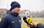 Остап МАРКЕВИЧ: «Для меня удивительно решение играть среди зимы»