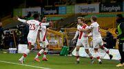 Саутгемптон пробився до чвертьфіналу Кубка Англії, обігравши Вулверхемптон