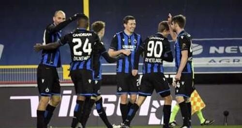 Суперник Динамо Брюгге знаходиться на серії з 10 поспіль перемог