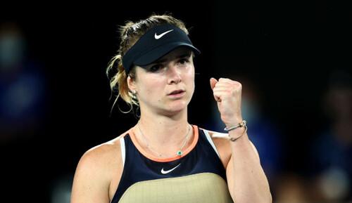ВИДЕО. Как Свитолина уверенно пробилась в третий круг Australian Open