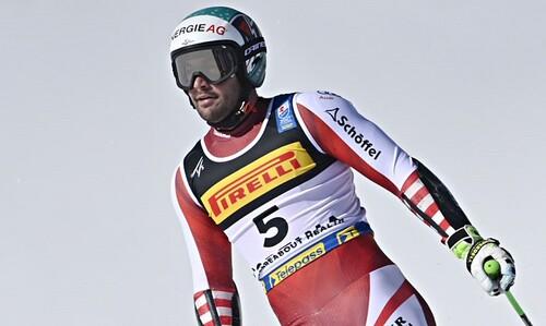 Горные лыжи. Крихмайр – чемпион мира в супергиганте