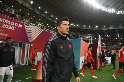 За шаг до титула. Бавария назвала стартовый состав на финал Клубного ЧМ