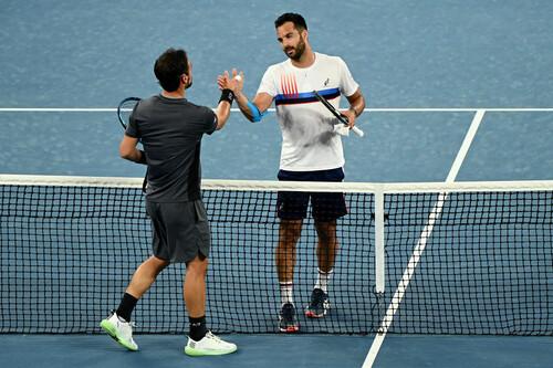 ВИДЕО. Итальянские теннисисты разругались после пятисетового сражения