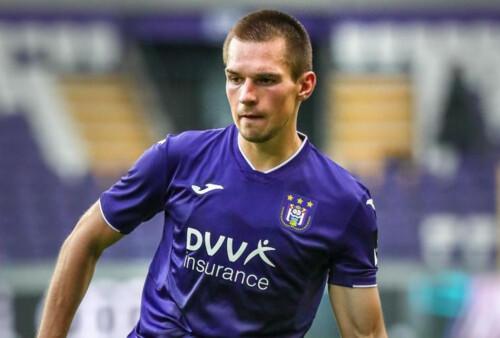 Пять мячей в Кубке Бельгии. Михайличенко отдал ассист за Андерлехт