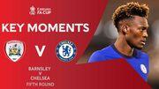Барнсли – Челси – 0:1. Видео гола и обзор матча