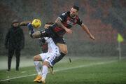 Болонья упустила победу над Беневенто в поединке середняков